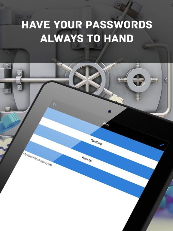 Password Protection ! iPad