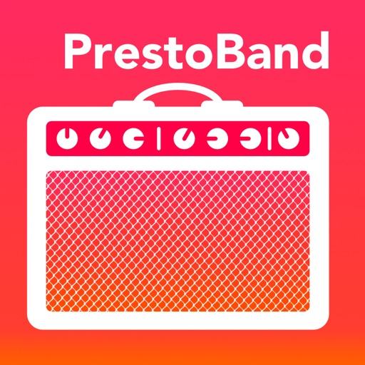 PrestoBand Guitar and Piano