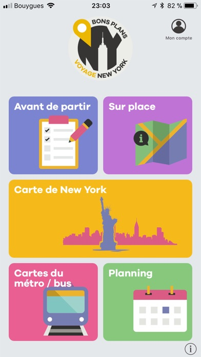 download Bons Plans Voyage New York apps 3