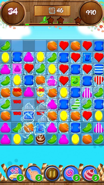 Candy Sweet Blast screenshot-4