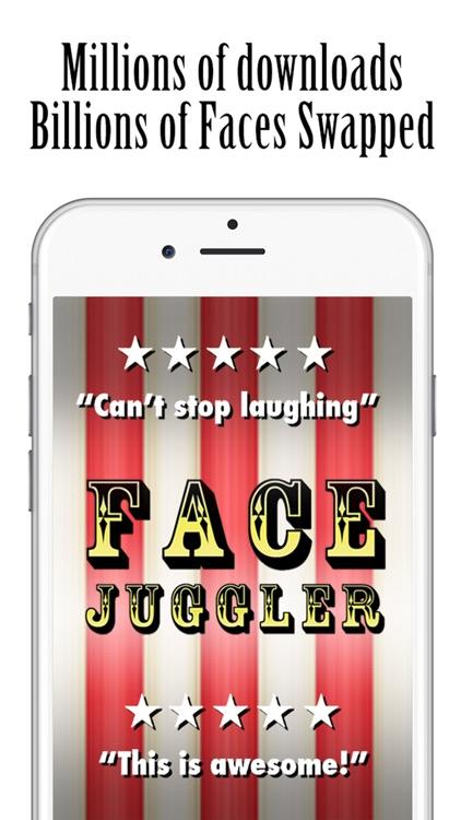 Face Juggler Free screenshot-3