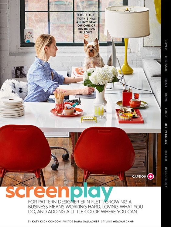 Better Homes and Gardens Magazine screenshot-3