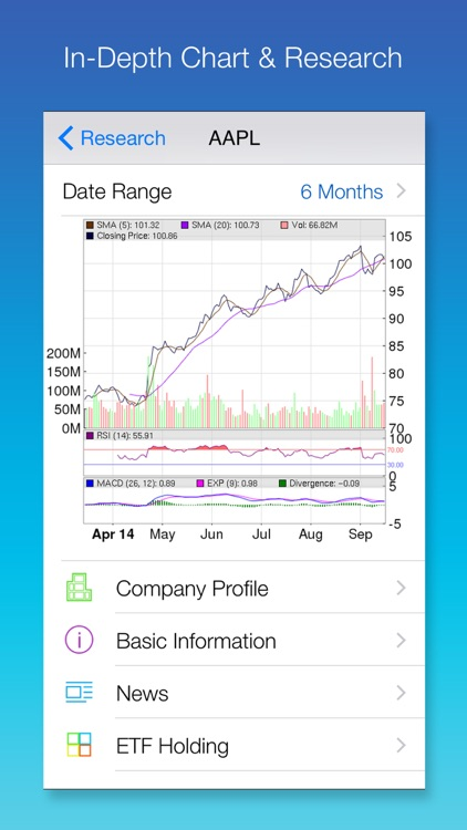 Stock Screener: Stocks Finder with Easy Filters screenshot-3