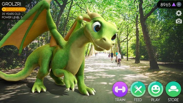 AR Dragon screenshot-3