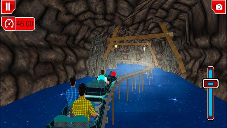 Roller Coaster Adventure 3D screenshot-3