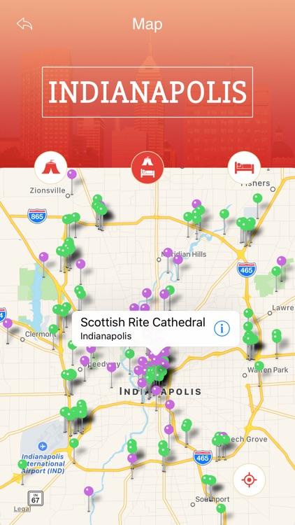Indianapolis Travel Guide screenshot-3