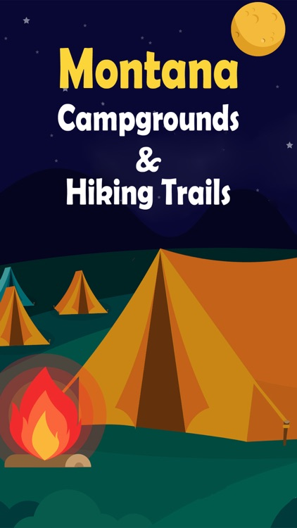 Montana Campgrounds & Trails