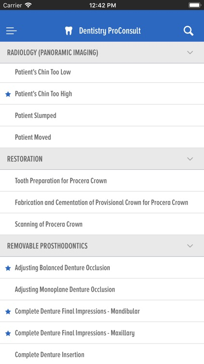 Dentistry ProConsult screenshot-0