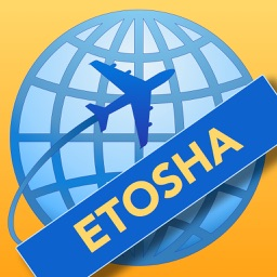 Etosha Travelmapp