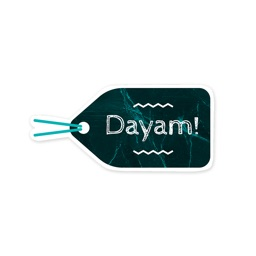 Dayam! TAG On Your Texts With Crazy & Fun Stickers