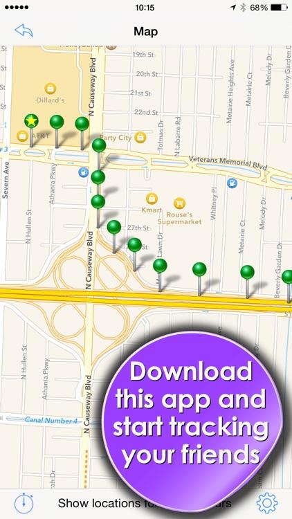 Phone Tracker for iPhones screenshot-4