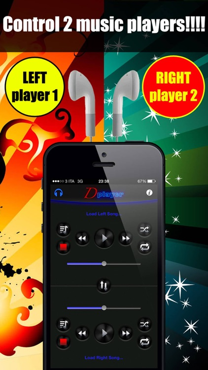 Double Player for Music screenshot-0