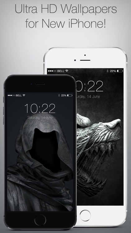 Wallpaper Plus for iPhone 7 screenshot-4