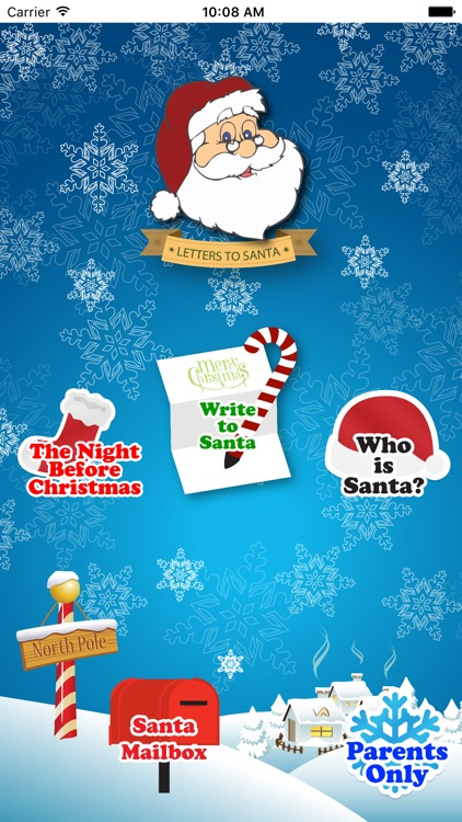 Send Letters To Santa screenshot-2