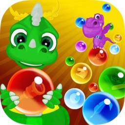 Bubble Charm King - Dragon Bubble Shooter rescue pet mania