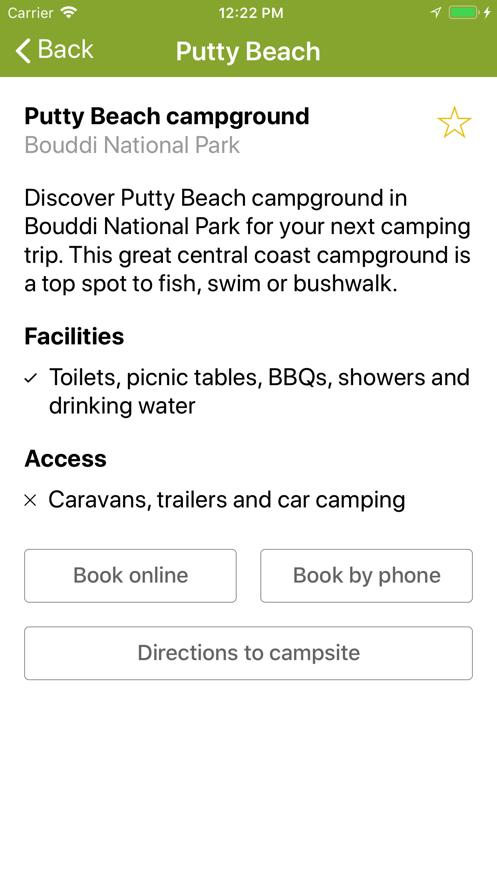 That's Camping! App 截图