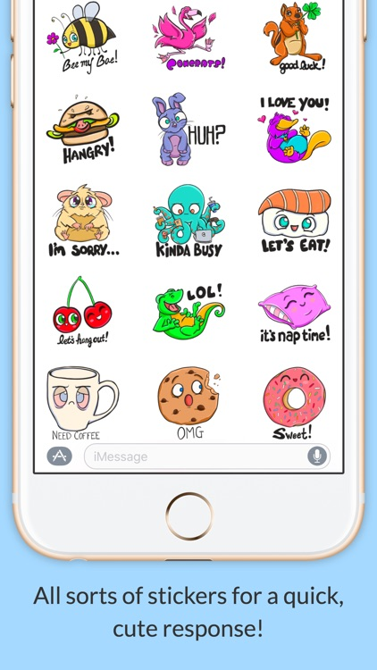 Chat Sticker Pack