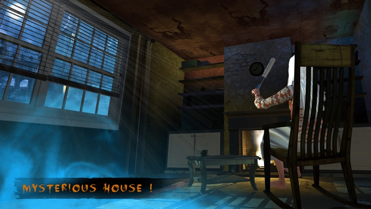 Horror Granny House Story screenshot-3