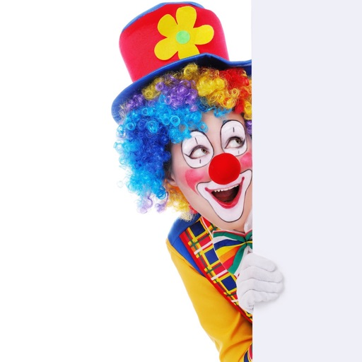 Clown Face Wallpapers - Cute Clowns Wallpapers by Pastime ...