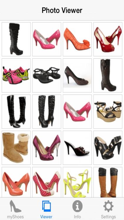myShoes screenshot-3