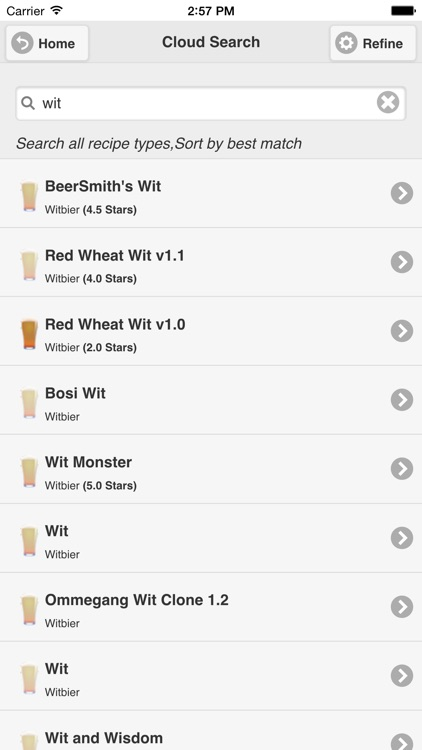 BeerSmith Mobile Home Brewing app image