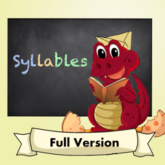 Learn to Count Syllables - Word Homeschooling Quiz