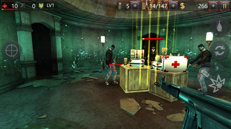 Zombie Hell 2 - Zombie Shooting Game