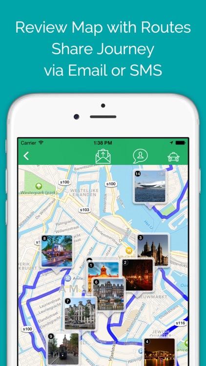 BonGEO Travel App screenshot-3