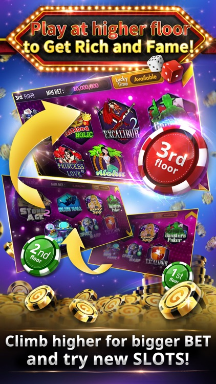 Slots Social Casino screenshot-0