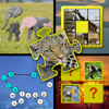 Kids animal puzzle and memory skill games - Espace Pty Ltd