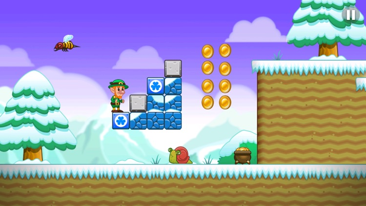 Lep's World Plus - super best platformer games screenshot-3