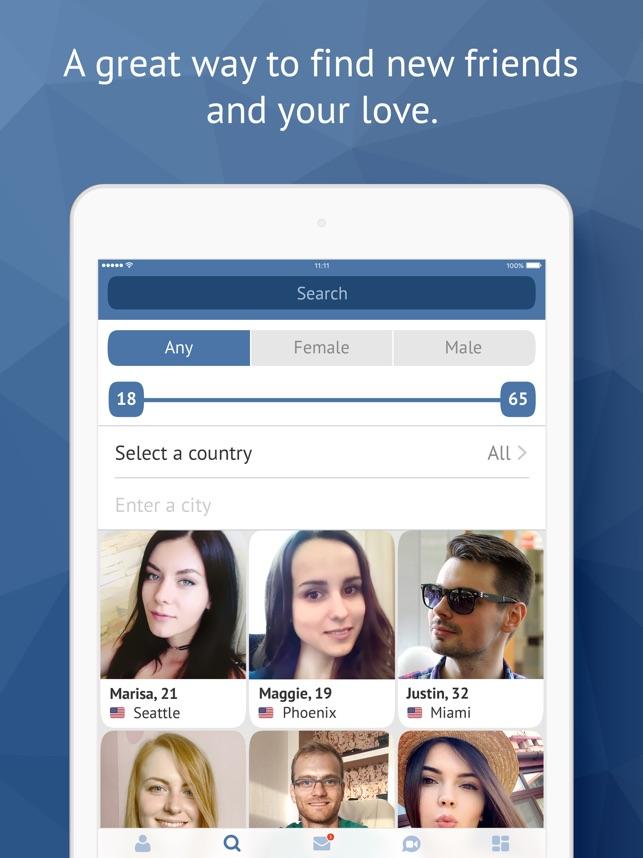 Видеочат знакомства общение онлайн бузулук знакомства