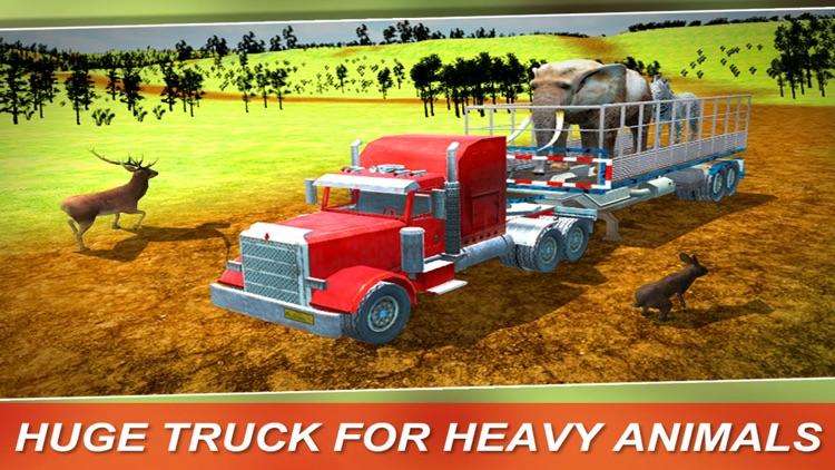 Animal Transport Game screenshot-3