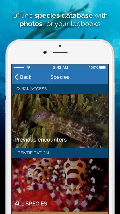Tortuba: Logbook & Fish Guide