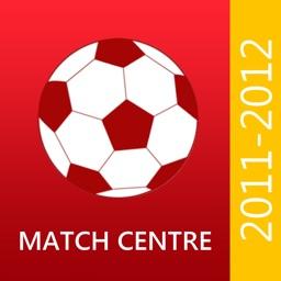 Liga de Fútbol Profesional 2011-2012 - Match Centre