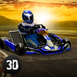 Kart Racing Rally Championship 3D Full