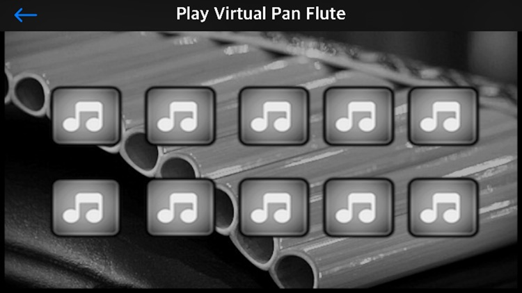Virtual Pan Flute - How To Play Pan flute
