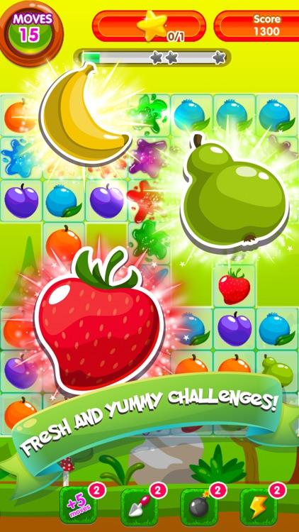 fruit bump free game