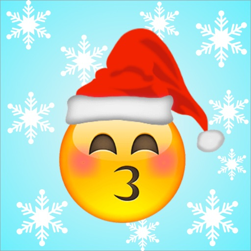 Holiday Emoji 2017 - Christmas Stickers