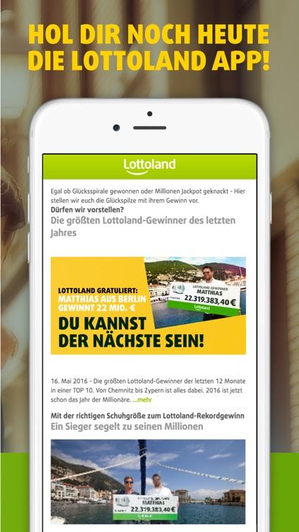Lottoland: Lotto, EuroJackpot, EuroMillions screenshot-4