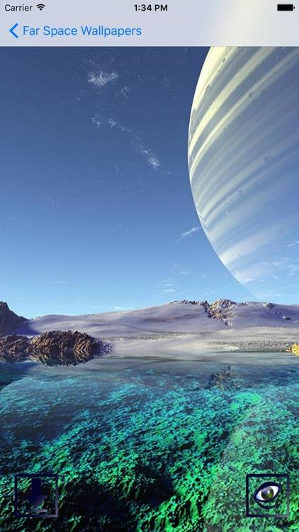 Far Space Wallpapers screenshot-4