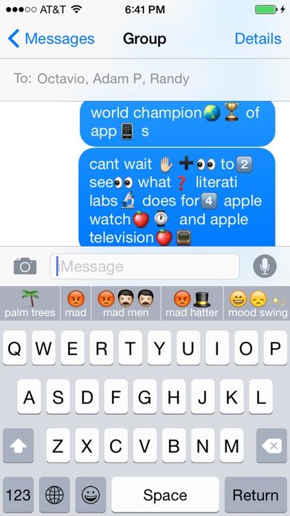 Keymoji : Emoji Keyboard