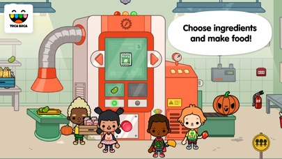 Screenshot for Toca Life: Farm in United States App Store