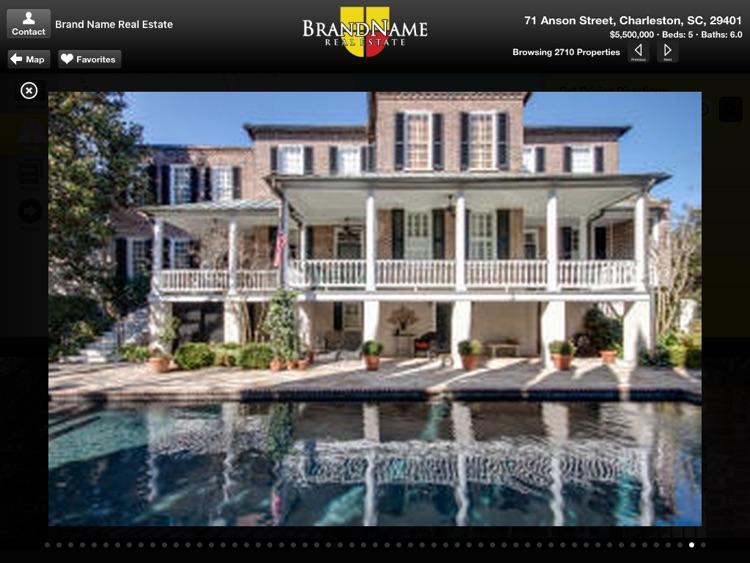 Brand Name Real Estate for iPad screenshot-4