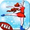 アイスフィギュアスケート - 真のスケートでの純粋なスタントのエクストリーム狂気(無料ゲーム)