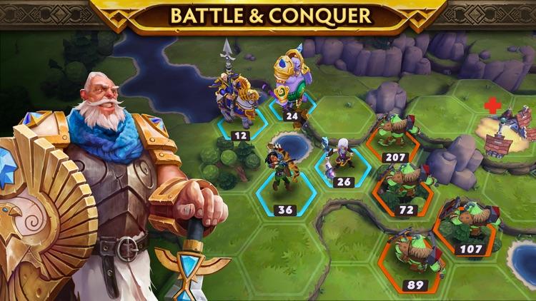 Warlords - Turn Based Strategy screenshot-0