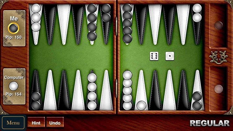 Backgammon - Challenging Board & Dice Game screenshot-0