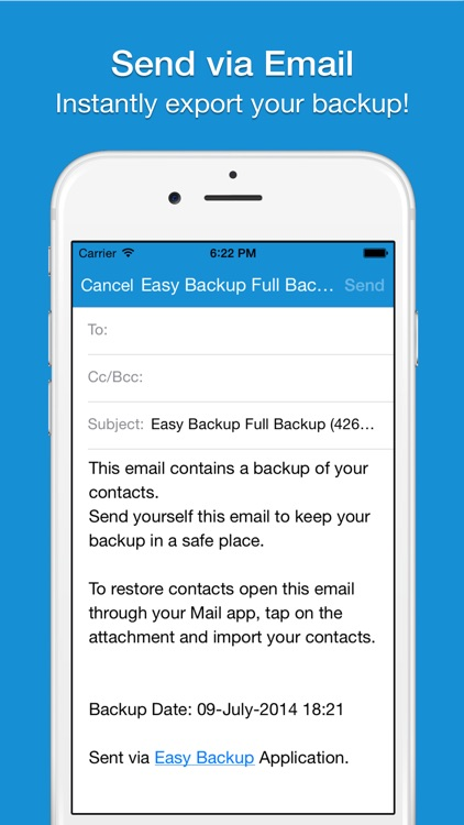 Easy Backup Pro .