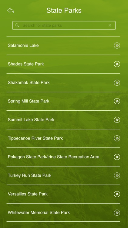 Indiana State Parks screenshot-2