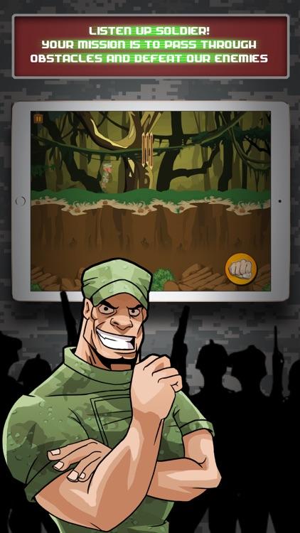 Jungle Heat Army Troopers World Run Pro